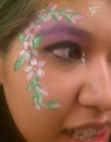 pink eye flowers